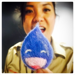 Karen's Second Project with Phil: Rocket Slime!