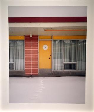 Cadillac Motel by Alec Soth