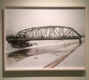 February 2007, Hickory Street Bridge by Ed Panar