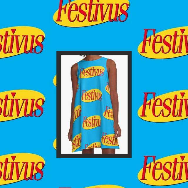 Festivus Dress