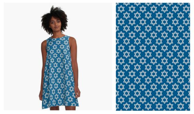 Hanukkah Dress5